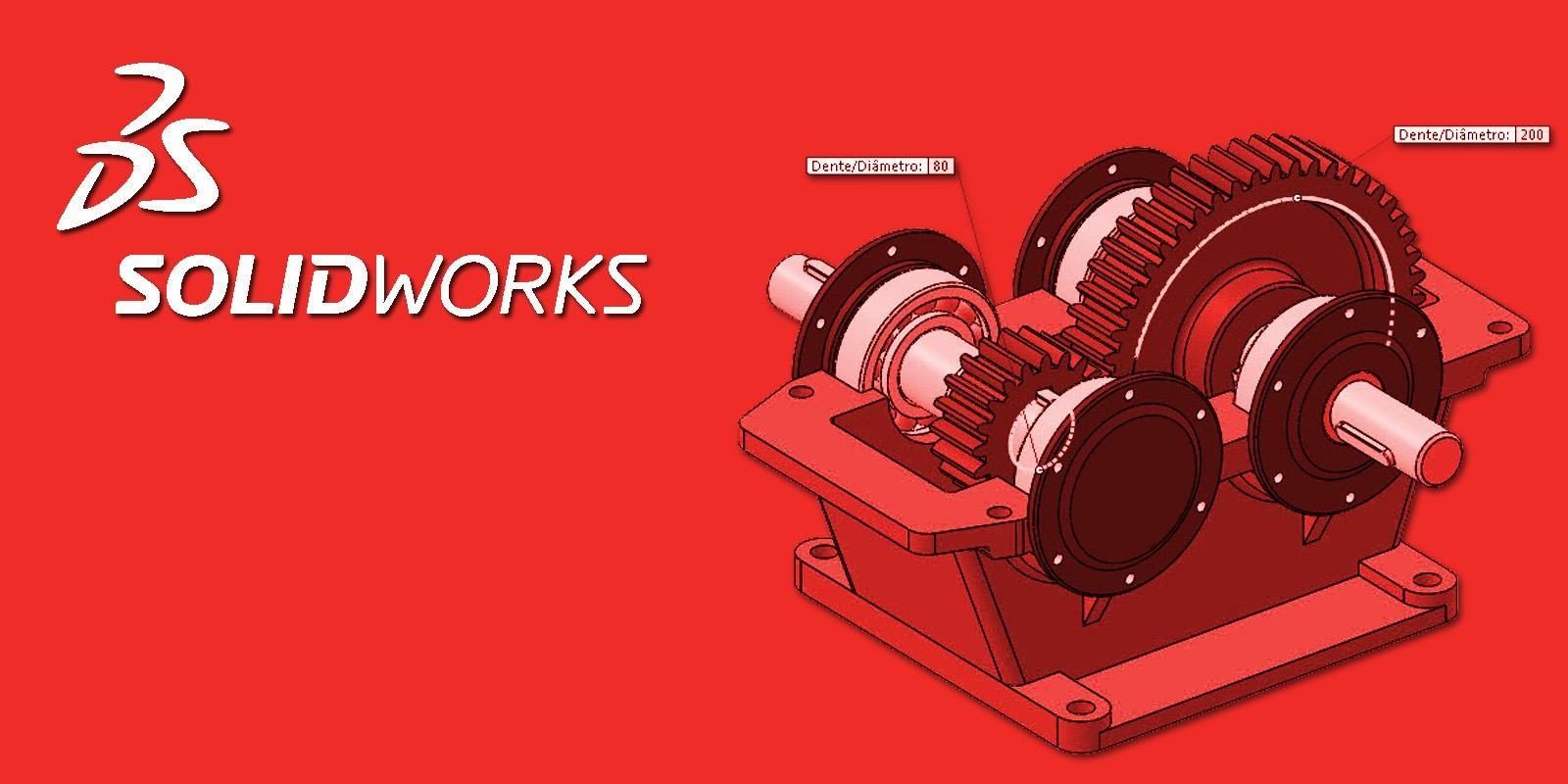 SolidWorks Posicionamento Avançado de Componentes