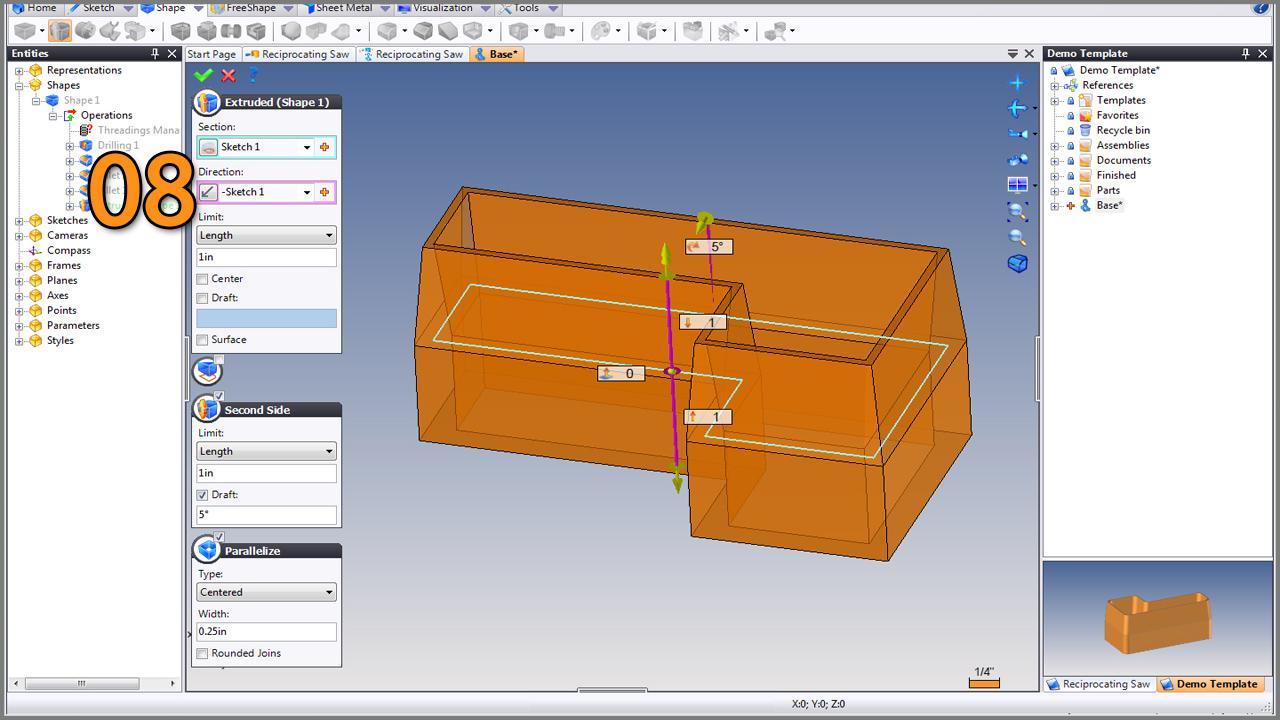 Quais os softwares CAD mais conhecidos?