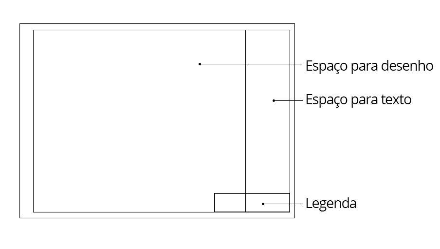 Apresentacao Da Folha Para Desenho Tecnico Nbr 10582 Cursos Target